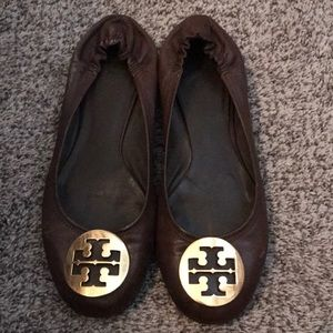 Tory Burch Shoes - Authentic Tory Burch Reva Flats